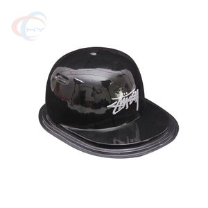 1 Set Clear Waterproof dust cover for Cap Hat Protector Baseball Caps Curved hats Display Case Holder NO Deformed
