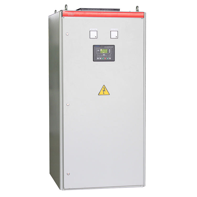 4 Polen 20-2500A Generator Ats Automatische Power Transfer Switch