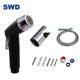 China Hand Held Spray Toilet Bidet For Health Faucet Complete Set And Abs Bidet Shattaf Spray