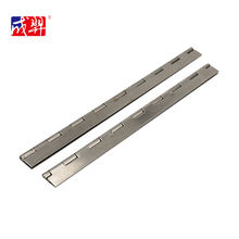 High quality machinery stainless steel piano hinge for wooden box
