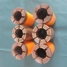High Performance AQ,BQ,NQ,HQ,PQ Impregnated Diamond Core Drill Bits