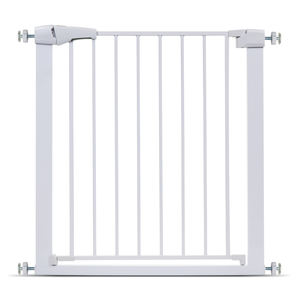 Auto close child baby safety gate barrier