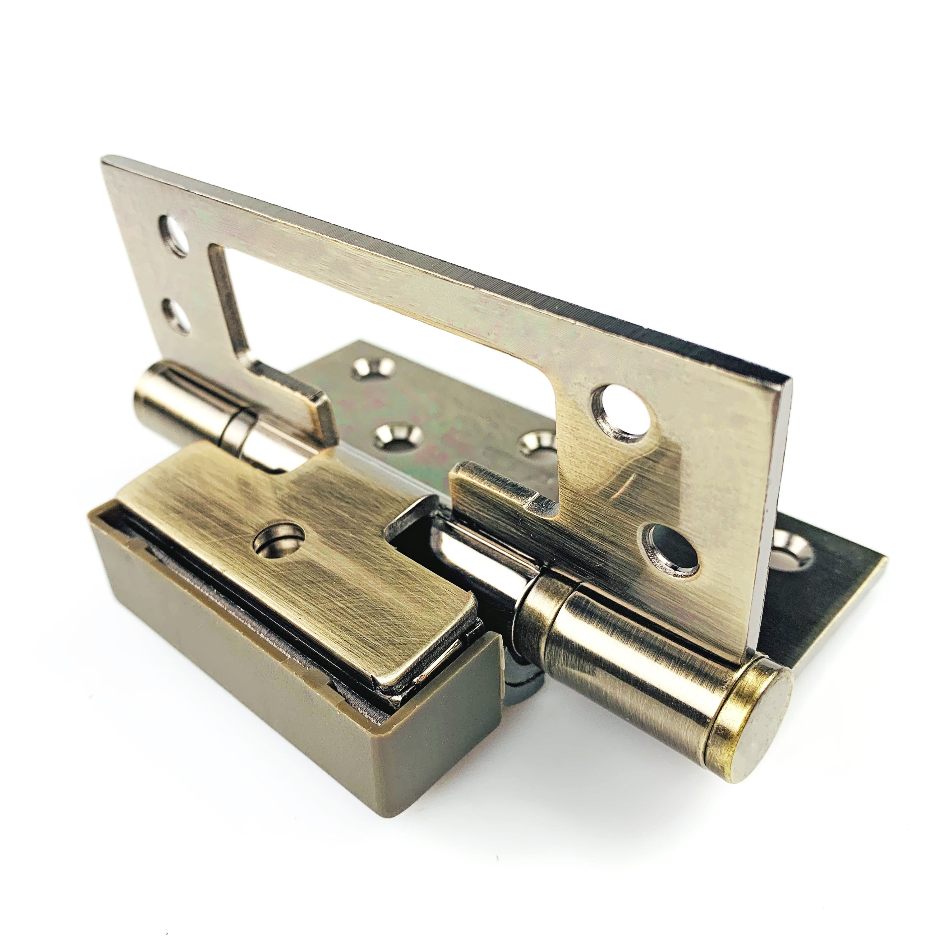 2 in 1 Swing Door Hinge with Door Stop Function