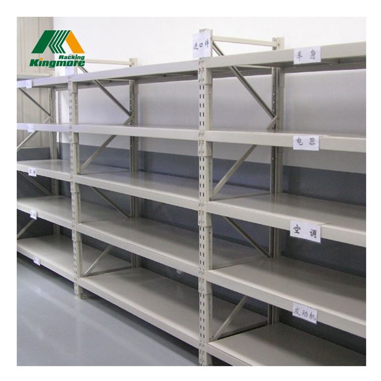 Be used for manual access warehouse shelves rack storage for medium duty shelving