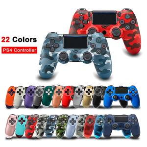PS4 Controlador Sem Fio Bluetooth para Sony PlayStation Controlador DualShock 4 4 PS4 Joystick Game Controller para Console PS4
