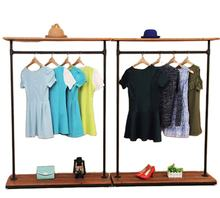 Fashional clothing display rack/shop furniture garment display/clothes display stand for shop