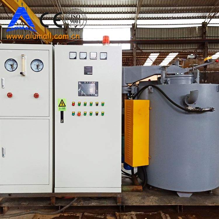 metal ion nitriding heat treatment furnace