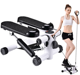 Home Aerobic Fitness Equipment Stepper Treadmill Mini Exercise Stepper With Resistance Bands