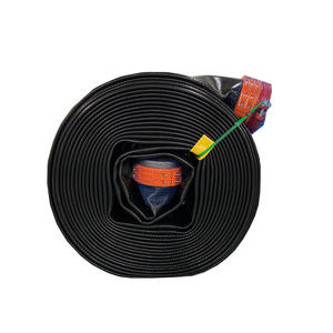SUNMOON heavy duty high pressure 12 or 10 inch tpu lay flat hose irrigation pipe