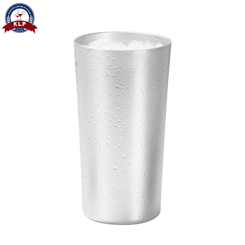 KLP 13oz Aluminum Sublimation Tumbler Cup bar Beer Drinking Mule Mug Cup For Party