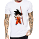 Sun Wukong T shirt Dragon Ball DBA Japanese Anime T shirts For Adult Goku T-shirt