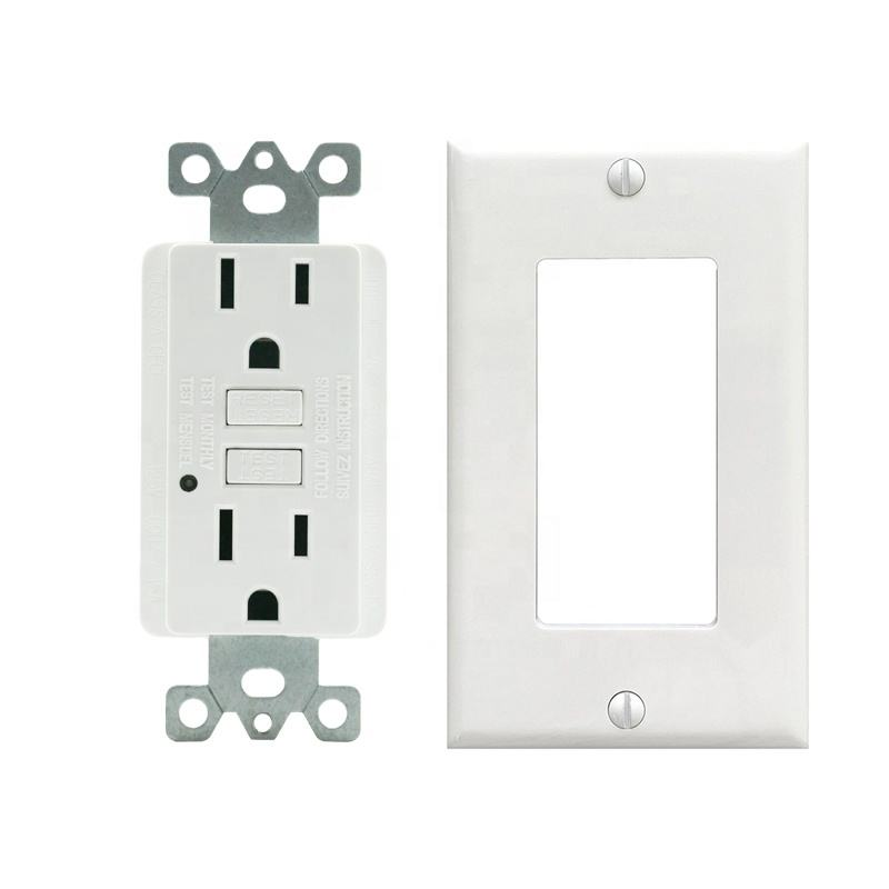 <span class=keywords><strong>GFCI</strong></span> Outlet 20 Amp UL Listed Temperature Resistant(TR) Receptacle Indoor oder Outdoor Use mit LED Indicator