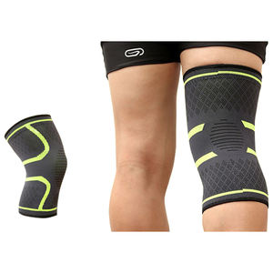 Basketball gym riding fitness non-slip men and women breathable power joint knee support