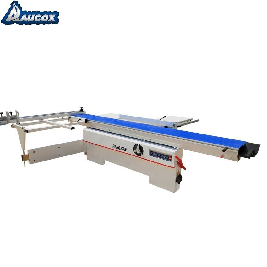 wood cutting machine 3200mm 45 Degrees precision sliding band saw Panel Saw Table Cutting price