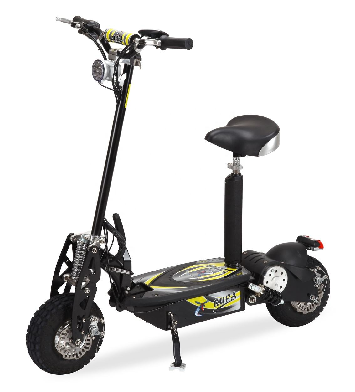 CE approval 500w 36v electric mobility scooter folding with seat( PES01-36V 500W )