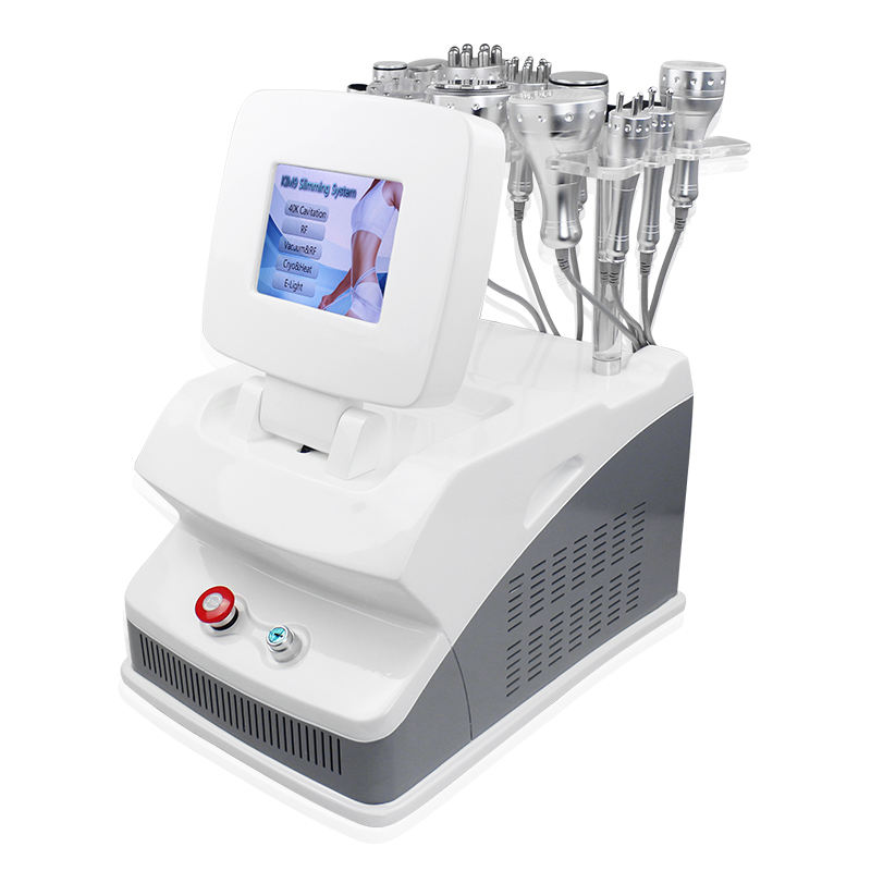 Infrarood Laser + Bipolaire Rf + Roller Massage + Cavitatie Vacuüm Body Shaping Machine