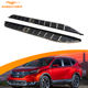 KINGCHER Car Accessories Running Borads, Fit For Honda CRV 2017 2018 2019 2020 Side Steps