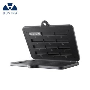 Dovina Metal Memory to protect your cold wallet password Metal Mnemonics for cryptocurrency wallet