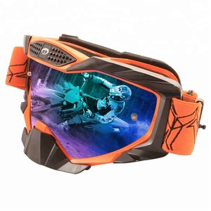 Custom Logo motocross goggles motorcycle racing glasses wholesale goggles motocross googles off road dirtbike goggles for men