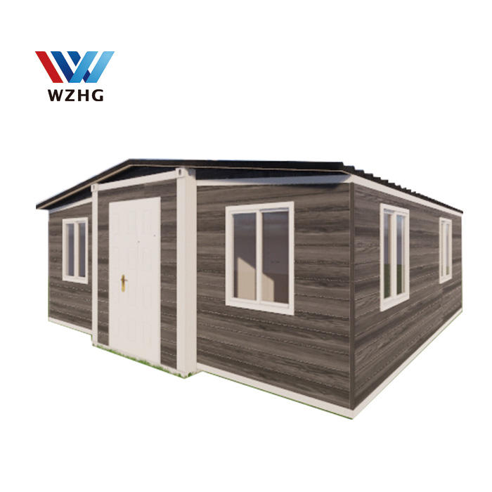 houses prefab Australian Standards Two bedrooms expandable comfortable prefab house modular container homes prefab houses