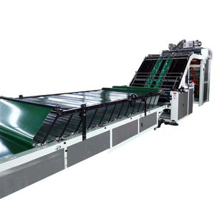 Famous brand fast speed automatic paper laminator machines