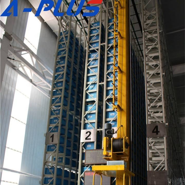 Logistic Inventory ASRS AS/RS Systems Automatic Storage Retrieval System