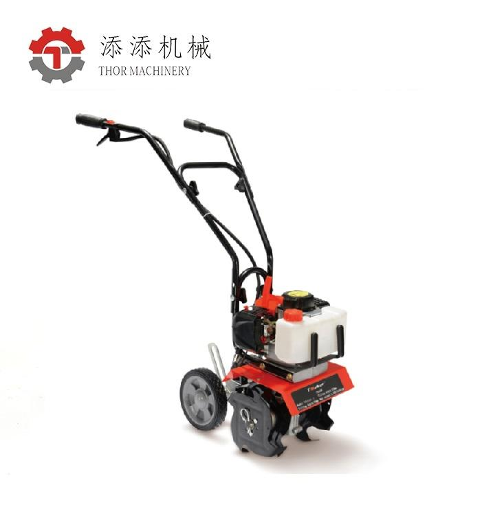 TR430-2 different kinds of mini rotavator tiller with low price spare parts