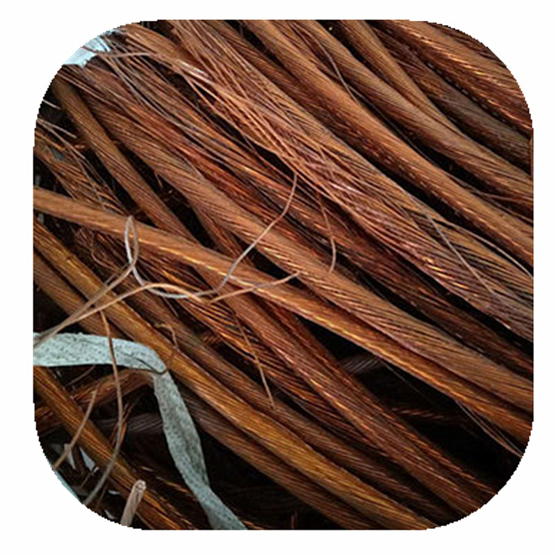 Chinese Premium Best 99.99% Purity Copper Wire scrap/ bare bright copper /copper scrap wire 99.99%
