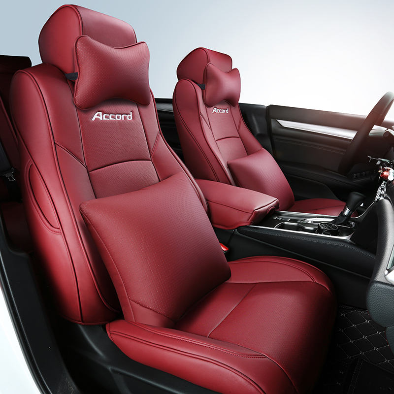 Custom Car Seat Covers Design For Accord 2002-2019