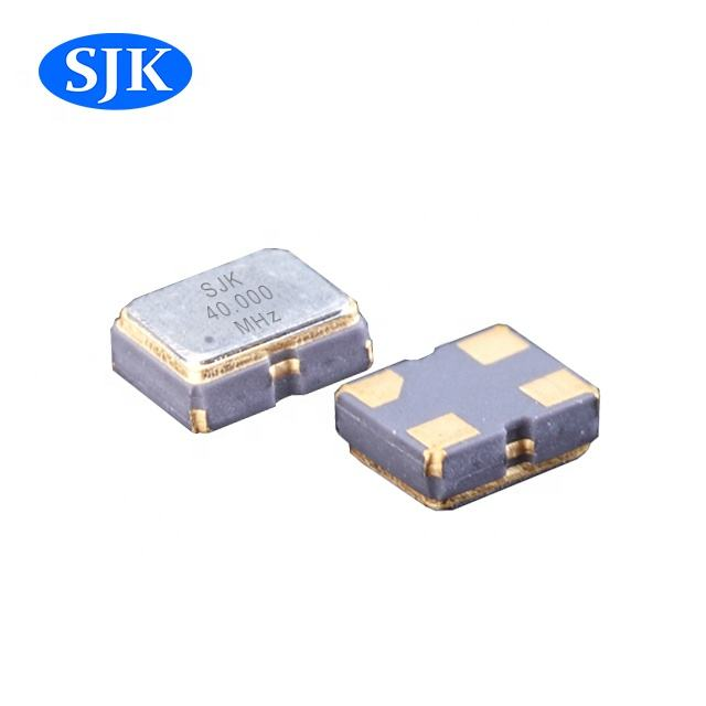 Frequency Crystals SJK SMD 2520 Quartz Crystal -Series 7E With Frequency Customized Service 38.4000MHz