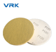 hook and loop sand paper disk glass sanding disc for car