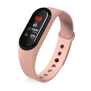 M4 Sports Fitness Tracker Heart Rate Tracker Health Sleep monitoring Color Screen Super Smart Bracelet
