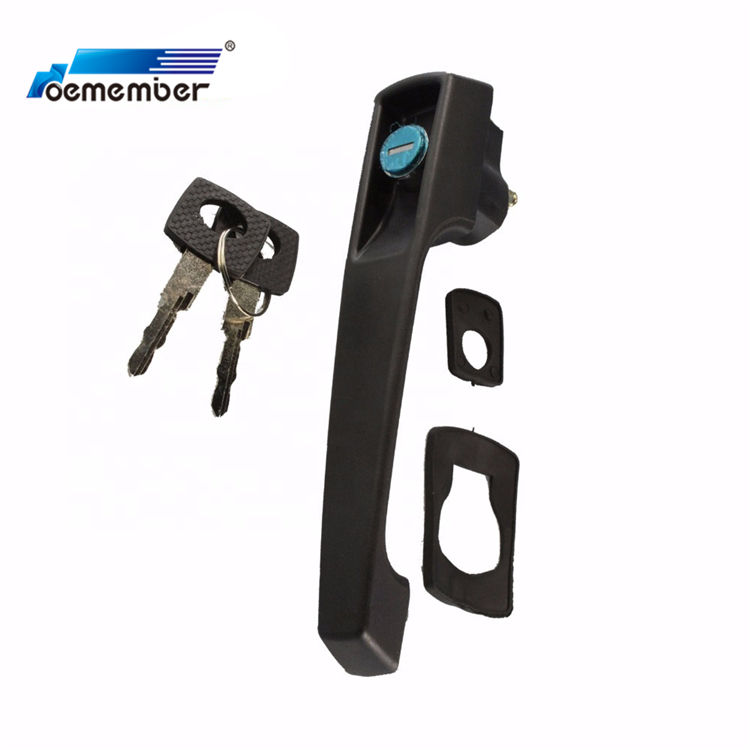 3817600259 3817660901 6707600159 Truck outside Door lock Handle For Mercedes Benz