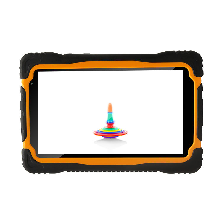 "T70 2019 wholesale 7"" Android 7.0 HD IPS screen tablet 3G 4G mobile phone rugged tablet"