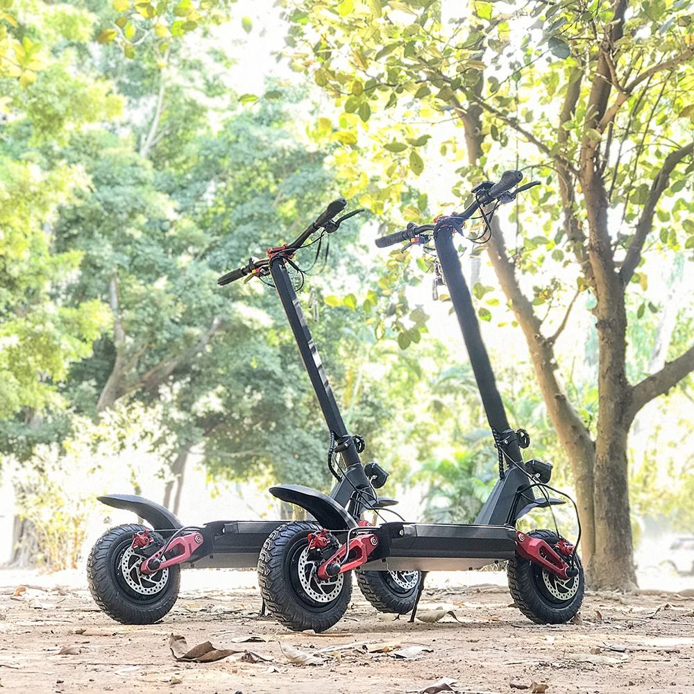 EU Warehouse EcoRider 10 inch electric scooter 2000w, off road electric foldable scooter price China