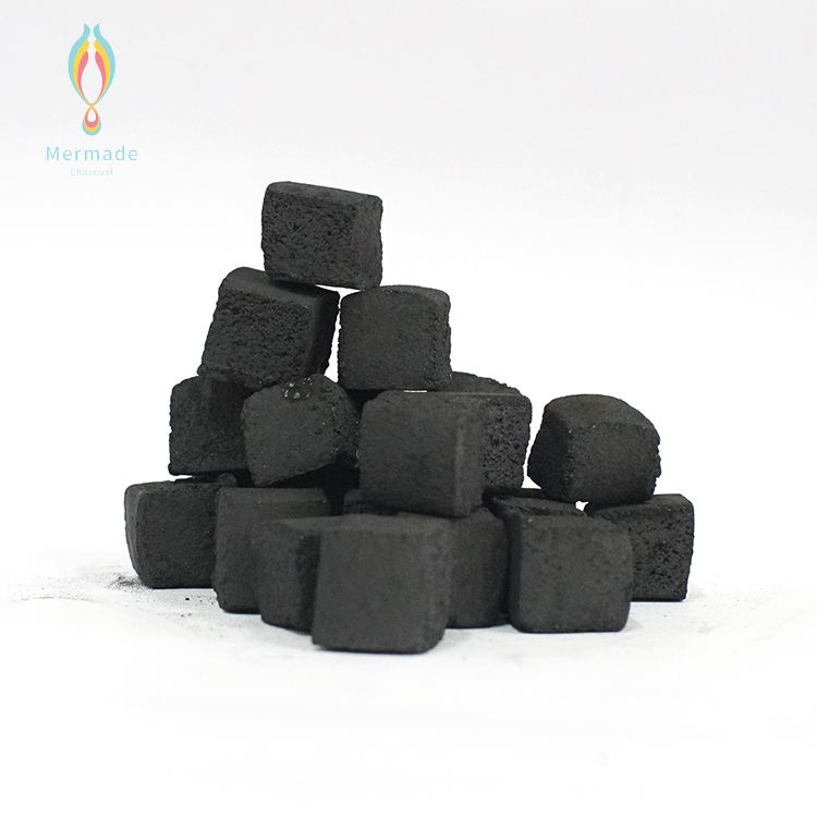 Coconut Shisha Charcoal Hookah Shisha Cube Charcoal 100% Natural Premium Coconut Shell Husk Sawdust Pellet Electric