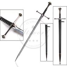 Lord of The Rings Narsil Anduril Sword of Aragorn
