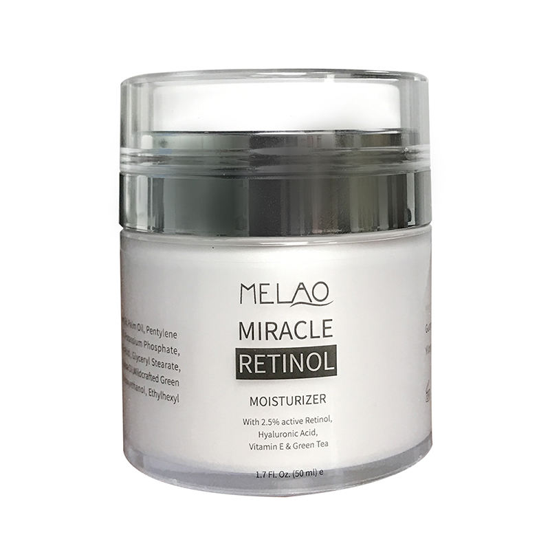 High Quality Face Retinol Moisturizing Cream With Hyaluronic Acid Retinol Moisturizing, Retinol Cream