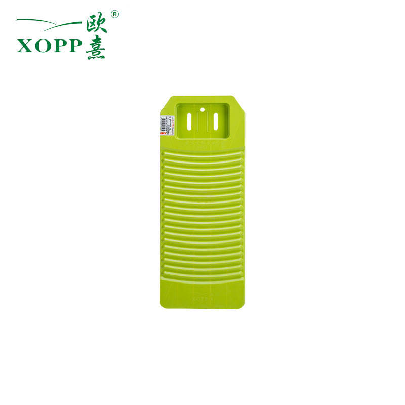 Factory direct Colorful Non-slip Plastic Washboard Thickened Durable Simple clothes Clean Tool