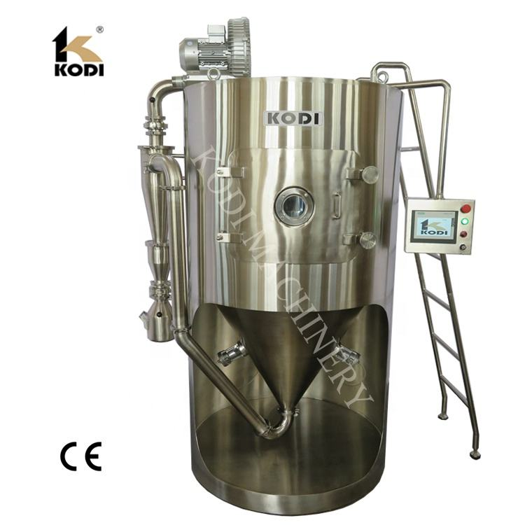 CE Approved Centrifugal Rotary Atomizer Type Spray Dryer Price