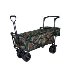 Best Sale Outdoor Garden Park Wagon Trolley Cart Camping Foldable Folding Wagon