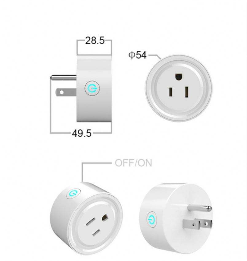 Lingan ขายส่ง EXTENSION SOCKET 2 USB ชาร์จ EU Smart Power Strip
