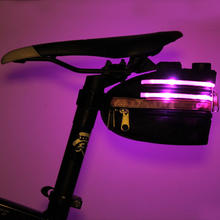 wholesale bicycle accessories led travel bike bag