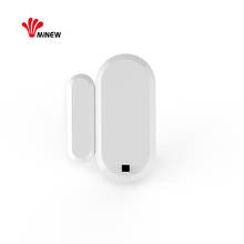 BLE 5.0 Wireless Bluetooth Magnetic Door Window Sensor for Smart Home Alarm System