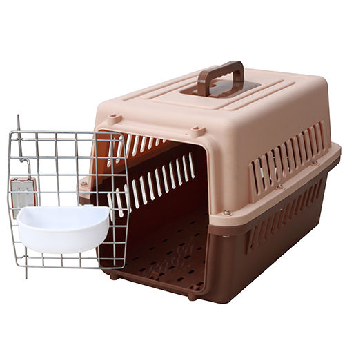 Pet Travel & Outdoors Pet Carrier Bag Katze Hund Plastic House Pet Cages, <span class=keywords><strong>Träger</strong></span>