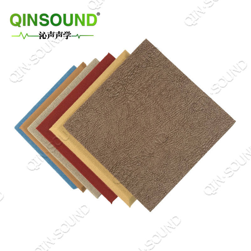 Sound proof booth Recording studio fireproof sound insulation fabric acoustic wall and ceiling panel