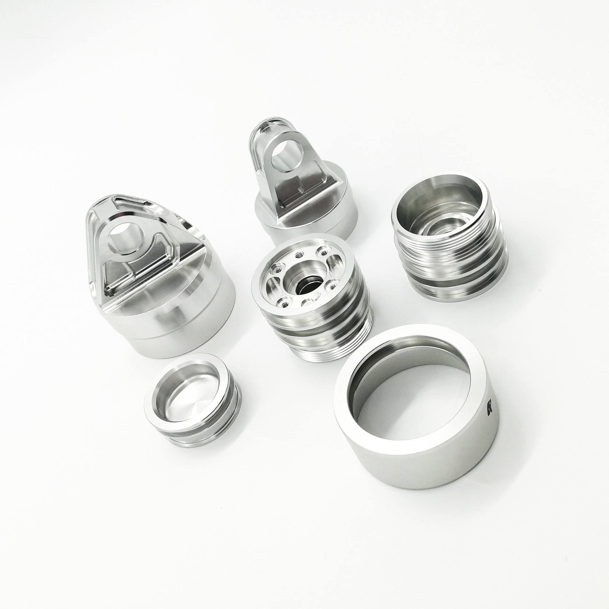 OEM Deliver High Quality Components in Less Lead Time Custom CNC Car Parts Machining