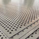 316/304 Stainless Steel Perforated Sheet with round hole
