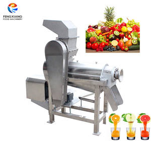 FXLZ-1.5 Industrial Fruit Pulp Juicer Extractor Juice Making Machine (mango plum orange etc)