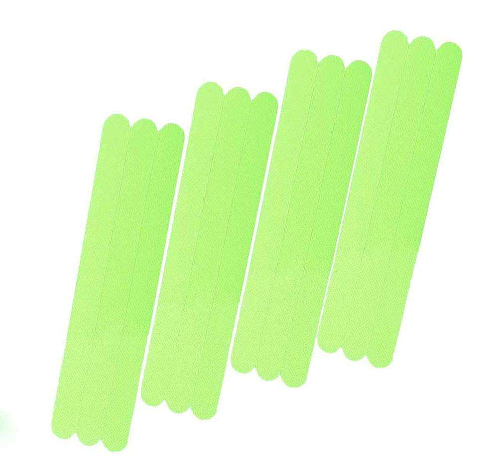 Acrylic [ Tape Fluorescent ] 2cm Waterproof Eco-Friendly Luminous Tape Fluorescent Anti Slip Tape